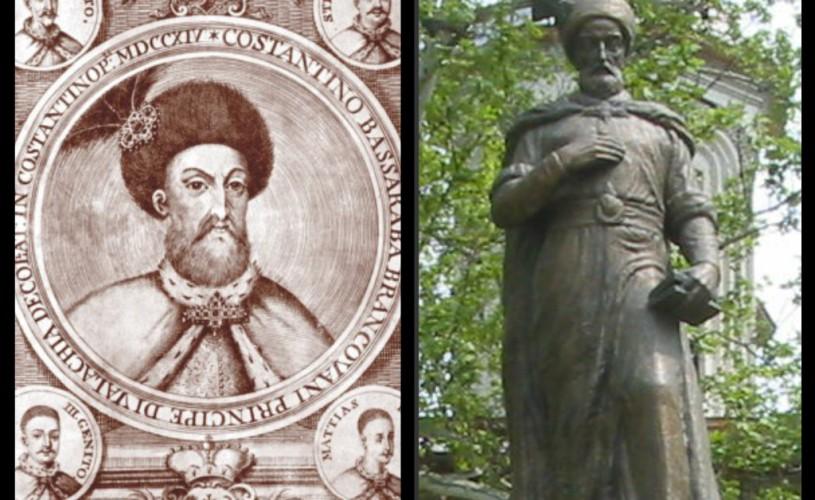 VIDEO Ministerul Culturii îl comemorează pe Constantin Brâncoveanu, în 2014, printr-o serie de evenimente