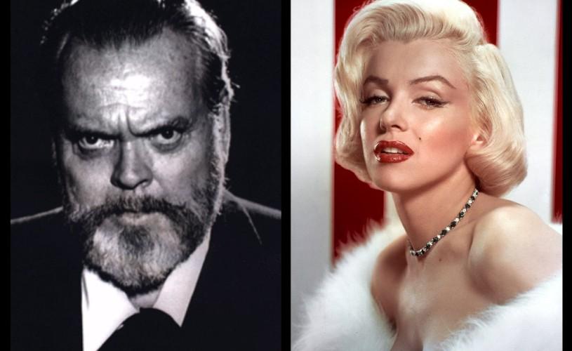 VIDEO Dezvăluiri despre aventura actriţei Marilyn Monroe cu Orson Welles, într-o nouă carte apărută în SUA