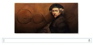 VIDEO Google îl sărbătoreşte astăzi pe pictorul olandez Rembrandt van Rijn