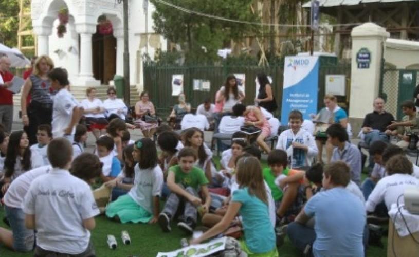 """VIDEO A treia ediţie a festivalului """"Strada de C'Arte"""" va avea loc între 21 şi 28 septembrie, în Bucureşti"""