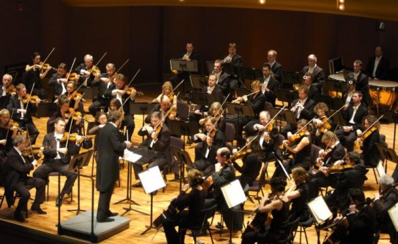 "VIDEO Una dintre cele mai importante orchestre din Marea Britanie, London Philharmonic Orchestra vine la Festivalul ""Enescu"""