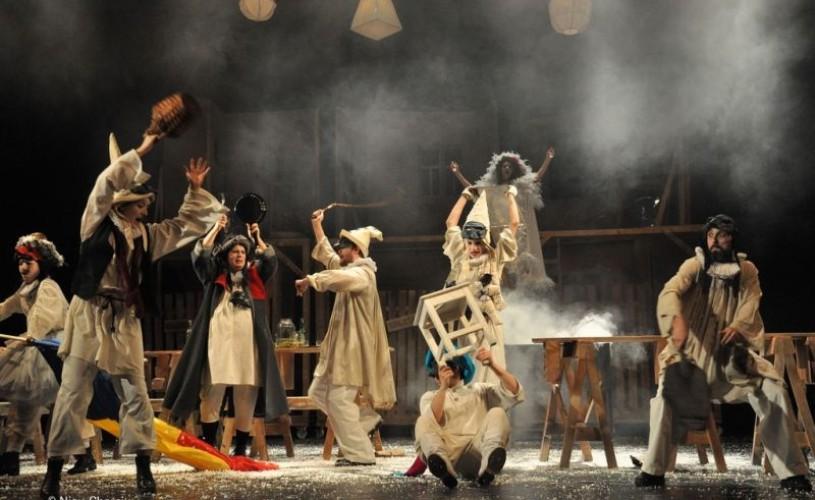 Teatrul Naţional Cluj-Napoca îşi deschide stagiunea cu spectacole semnate de Silviu Purcărete şi Alexandru Dabija
