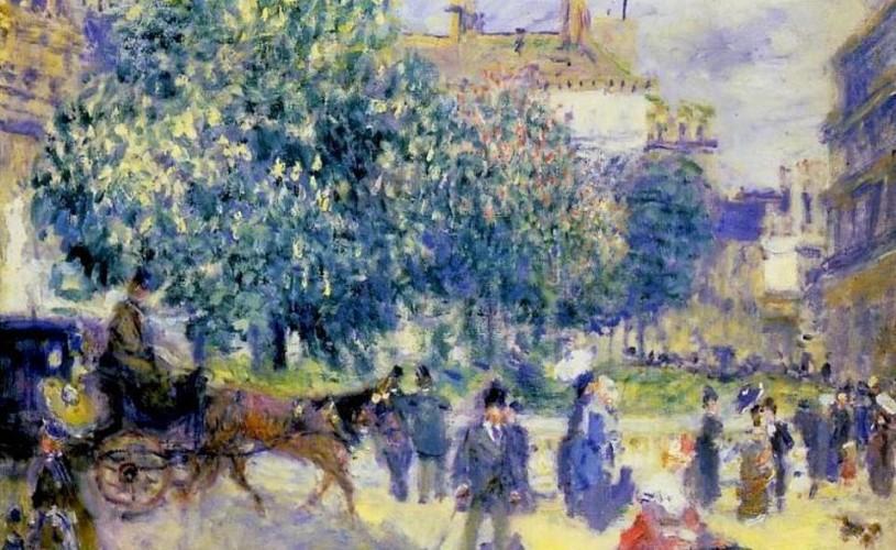 Cea mai mare colecţie de obiecte personale aparţinând pictorului Renoir va fi scoasă la licitaţie