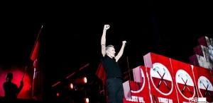 """VIDEO Roger Waters aduce la Bucureşti """"cel mai bun show făcut vreodată"""" - """"The Wall"""""""
