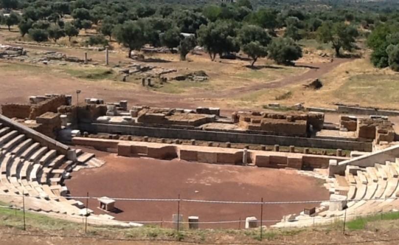 Un teatru antic, edificat în urmă cu 2.300 de ani, redeschis în Grecia, după aproape 1.700 de ani de tăcere