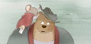 """VIDEO """"Ernest et Célestine"""", farmecul incontestabil al animaţiei tradiţionale, în deschiderea Anim'est 2013"""