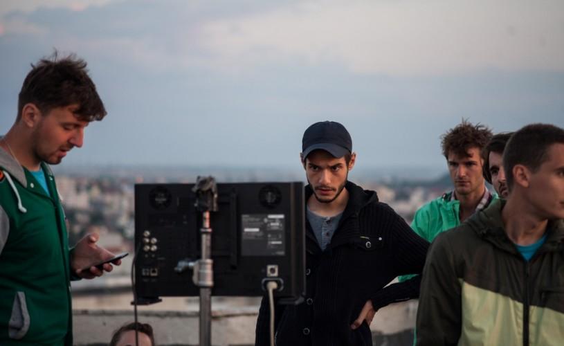 """""""Lumea e a mea"""" – Filmul de debut al regizorului Nicolae Constantin Tănase, a ajuns la jumătatea filmărilor"""