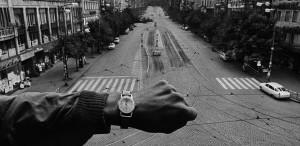"""Expoziţia """"Josef Koudelka - Invazie 68 Praga"""", vernisată la MNAC, pe 17 octombrie"""
