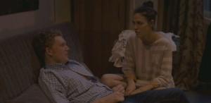 """VIDEO Părinţii Anei Ularu îl cunosc pe logodnicul ei, Collin Blair, în filmul """"Sunt o babă comunistă"""""""