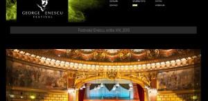 "Festivalul ""George Enescu"" se vede LIVE online la TVR"