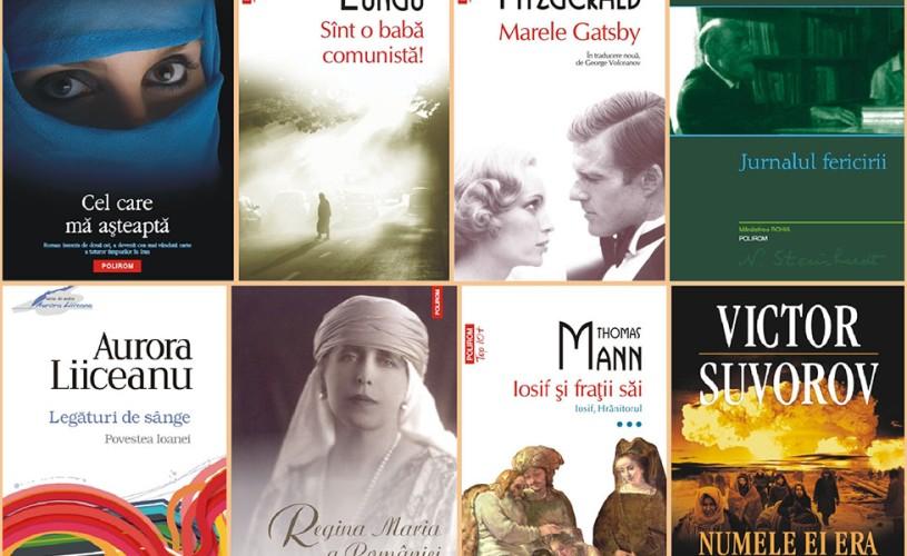 Cărţile digitale ale editurilor Polirom şi Cartea Românească sunt disponibile şi în format compatibil cu tabletele Kindle