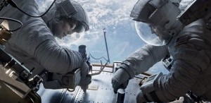 """VIDEO """"Gravity"""", de Alfonso Cuaron, deschide Festivalul de Film de la Veneţia"""