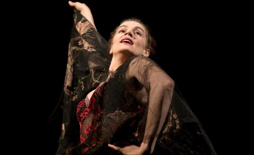 """Maia Morgenstern duce spectacolul """"Mic şi-al dracu"""" la Festivalul de Storytelling de la Tel Aviv"""