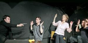 """Câştigă o invitaţie la """"O piesă deşănţată"""", cu Marius Manole şi Lia Bugnar!"""