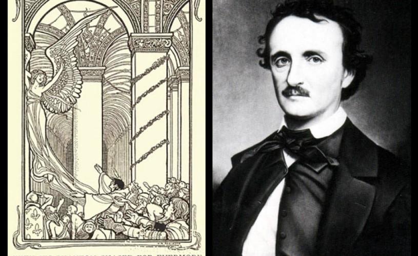 Manuscris original de Edgar Allan Poe, vândut pentru 300.000 de dolari