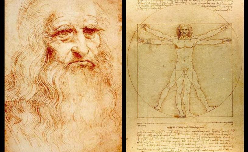 Expoziţie eveniment cu desene rare ale lui Leonardo da Vinci, la Veneţia