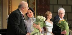 VIDEO TVR îl sărbătoreşte pe maestrul Dan Grigore la împlinirea a 70 de ani
