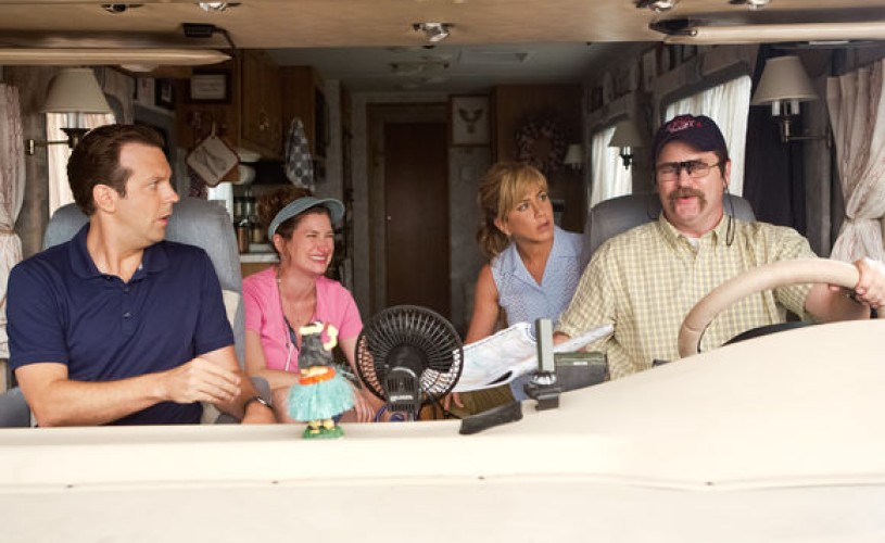 "VIDEO Comedia ""We're The Millers"", cu Jennifer Aniston, are premiera românească pe 30 august"