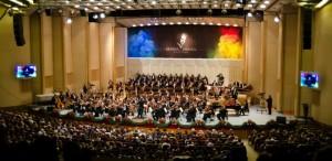 Festivalul George Enescu: trei orchestre europene, în direct la TVR