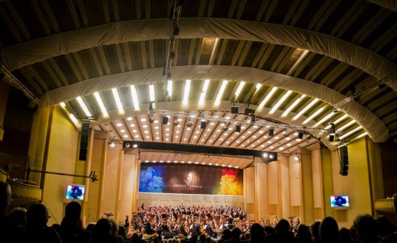 "Leo Hussain va dirija Orchestra Filarmonicii ,,George Enescu"""