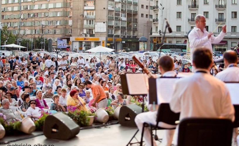 Muzica Rădăcinilor – concert de muzică clasică şi galerie fotografică