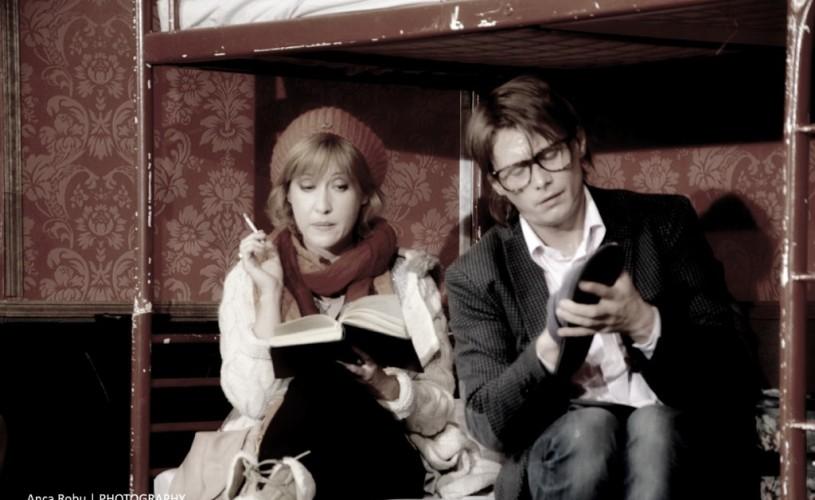 """Medeea Marinescu şi Marius Manole, invitaţi la Paris cu spectacolul """"Fă-mi loc"""""""