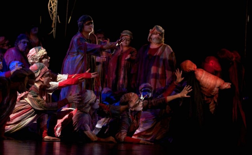 Oedipe vine de la Opera Naţională la Festivalul Enescu