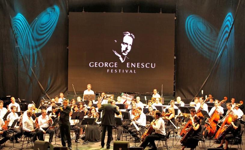Piata Festivalului Enescu găzduieşte concerte de gală