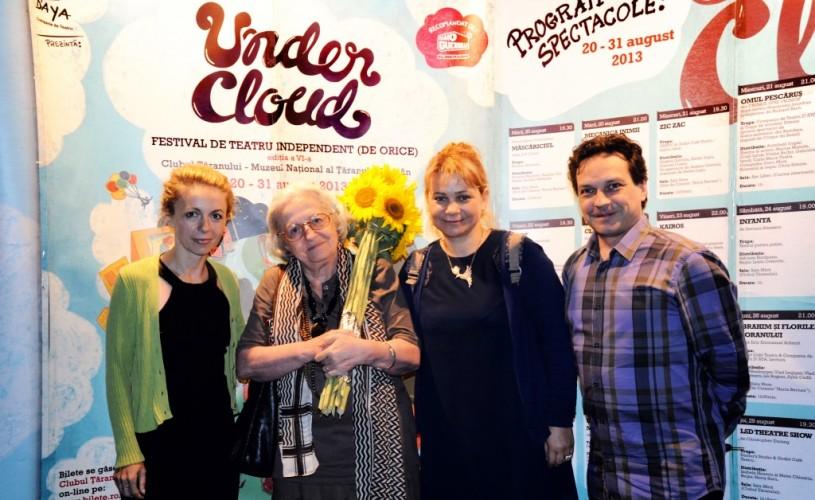 UNDERCLOUD 2013 – premii pentru cel mai bune spectacole