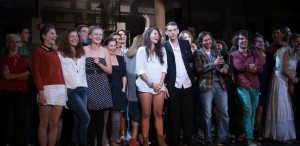"GALA HOP 2013 Ziarul Metropolis a premiat ""Pisica verde"""