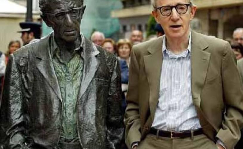 Woody Allen va primi trofeul Cecil B. DeMille