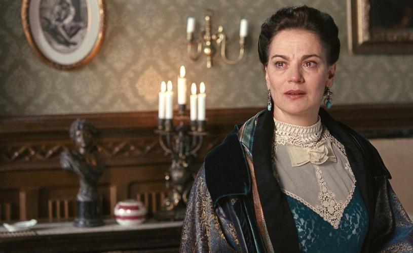 Domnisoara Christina o aduce pe Maia Morgenstern într-un film cu strigoi