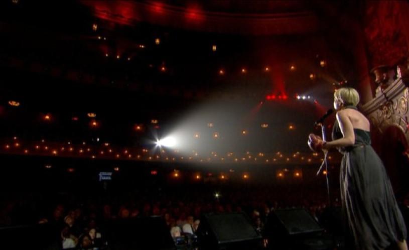 Edith Piaf – concert special difuzat de TV5MONDE