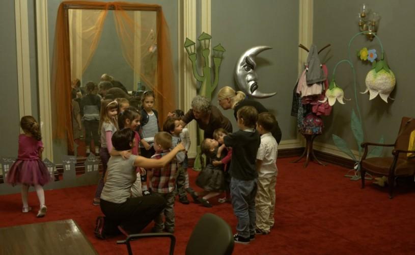 Ateliere de seara pentru copii, la Operă