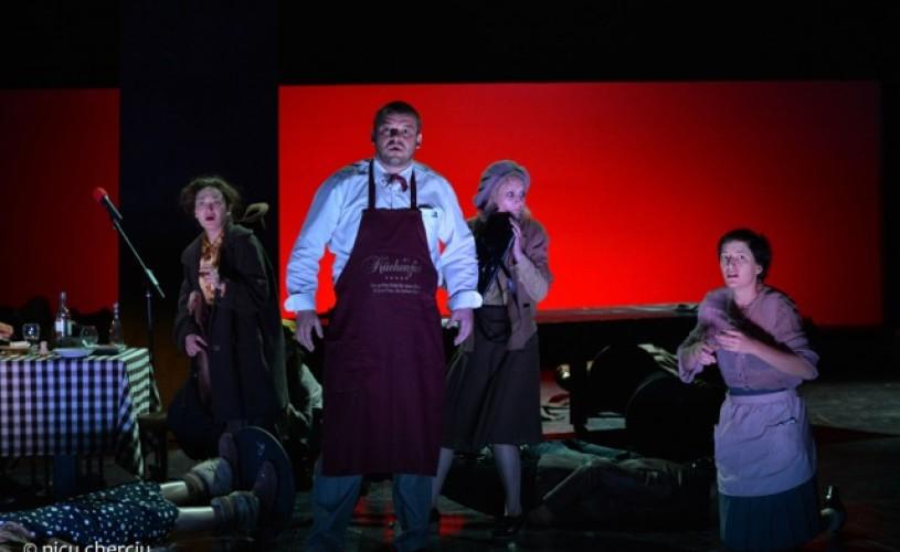 Premierele celor mai importanţi regizori de teatru, în cadrul Întâlnirilor Internaţionale de la Cluj