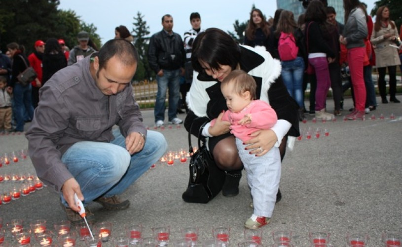 Un Milion de Stele, eveniment de solidaritate în Parcul Herăstrău