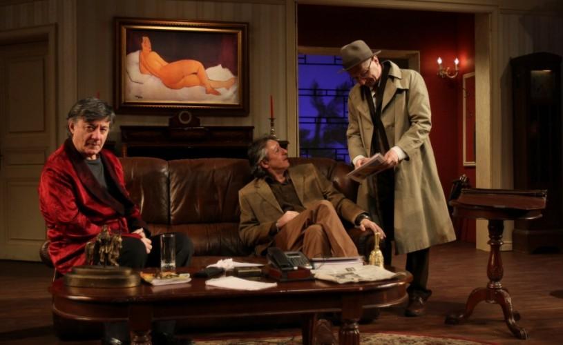 Dineu cu prosti – spectacolul fenomen revine la TNB