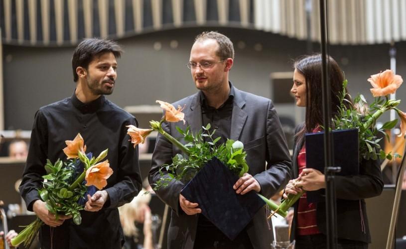 Razvan Stoica este câştigătorul Concursului New Talent