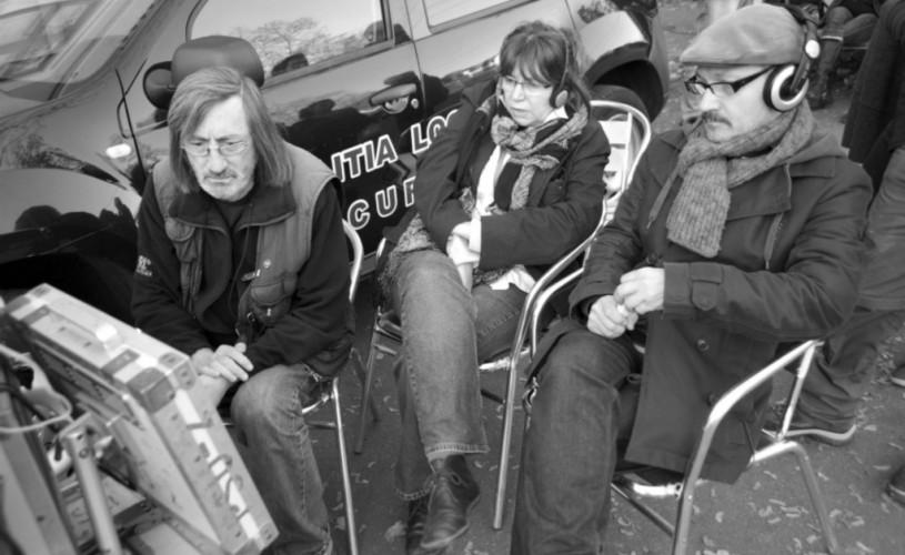 Evadarea, filmul lui Andrei Gruzsniczki, va avea premiera mondială la Roma