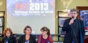 FNT 2013 anunţă spectacolul prelegere semnat Ion Caramitru