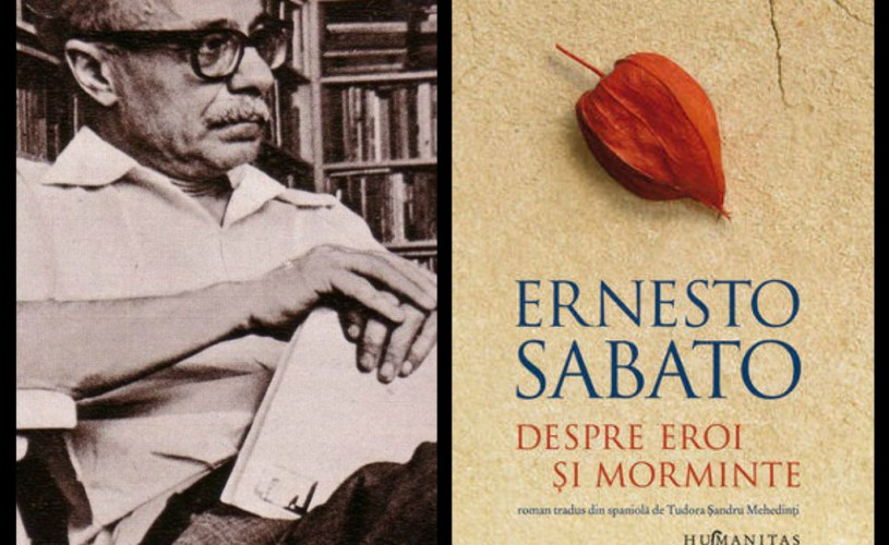 Ernesto Sabato – eveniment special la Humanitas Cişmigiu