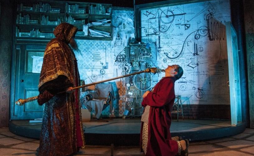 Teatrul Metropolis îl pune sub lumina reflectoarelor pe Ţarul Ivan cel Groaznic