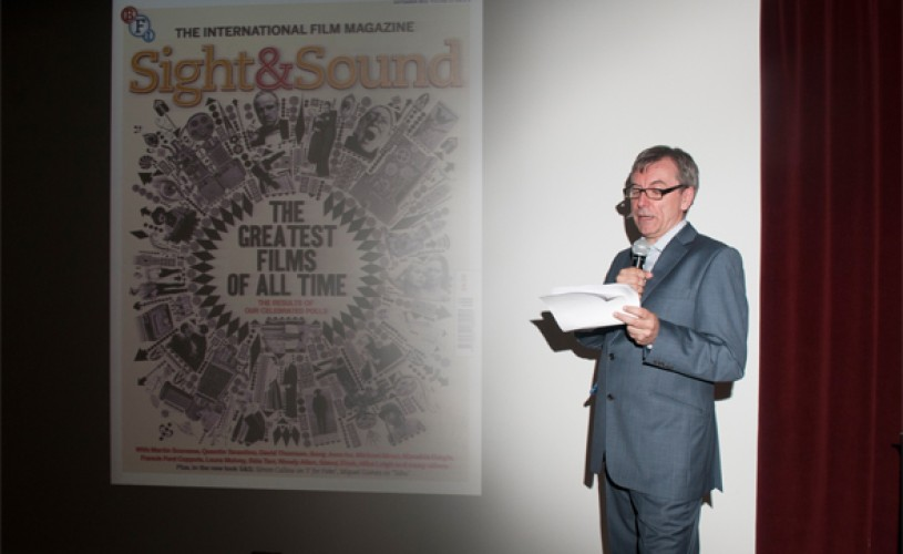 """Nick James, redactor-şef al Sight&Sound: """"Aveţi cel puţin două genii în Noul Cinema Românesc"""""""