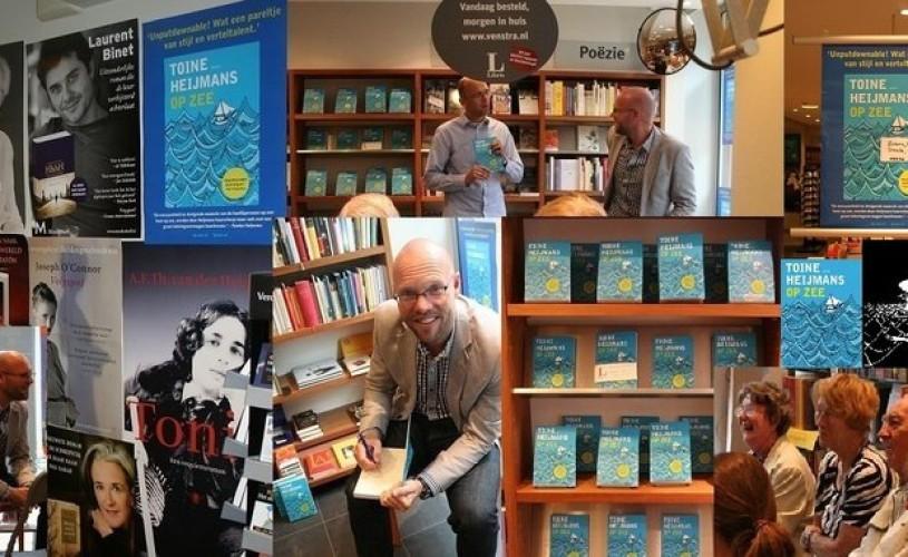 Toine Heijmans – premiul Médicis pentru roman străin pe 2013