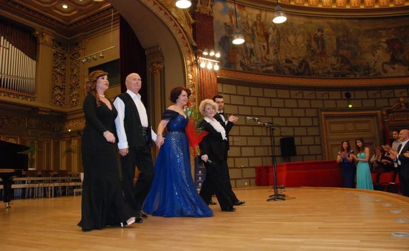 Gala Micii Ambasadori – spectacol cultural la Ateneul Român
