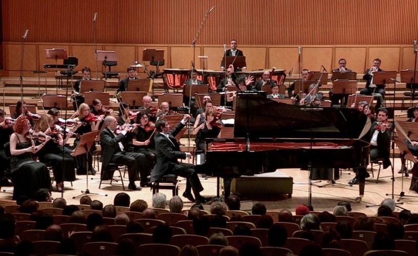 Horia Mihail şi Julian Kuerti, în concert de la Beethoven la Bruckner