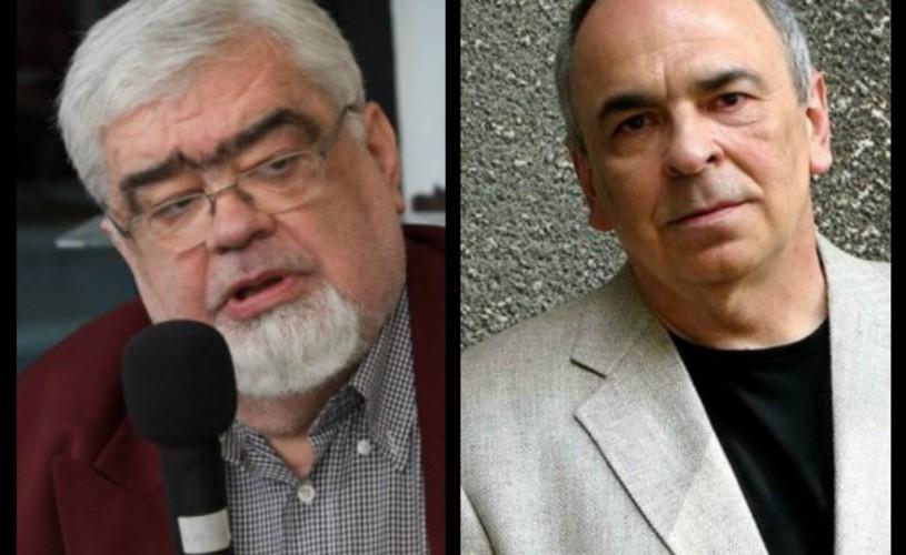 Humanitas – Gabriel Liiceanu şi Andrei Pleşu, la Gaudeamus