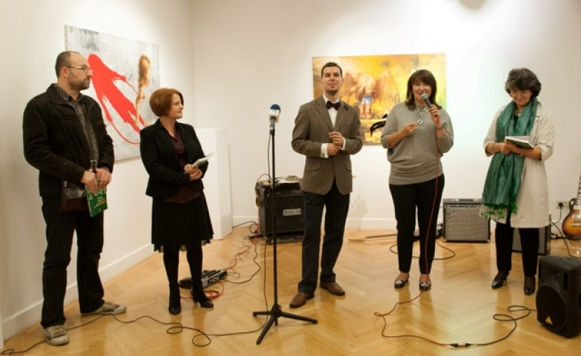 Marius Constantinescu şi-a scos pe hârtie interviurile televizate