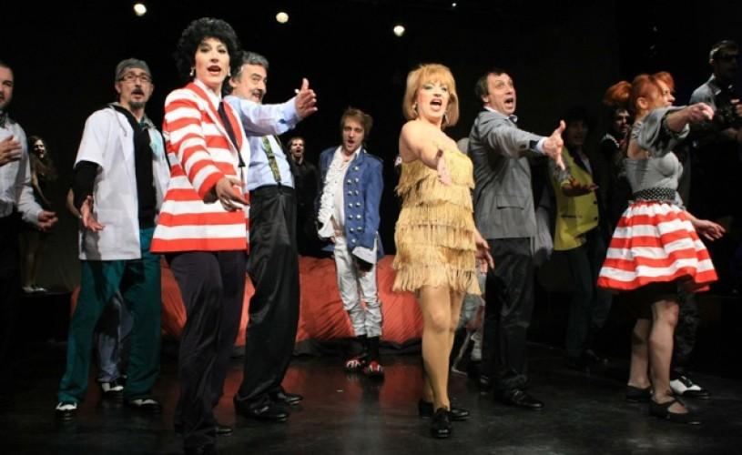 Teatrul Metropolis, o poveste de succes – de la susţinerea dramaturgiei clasice la Aleea Celebrităţilor