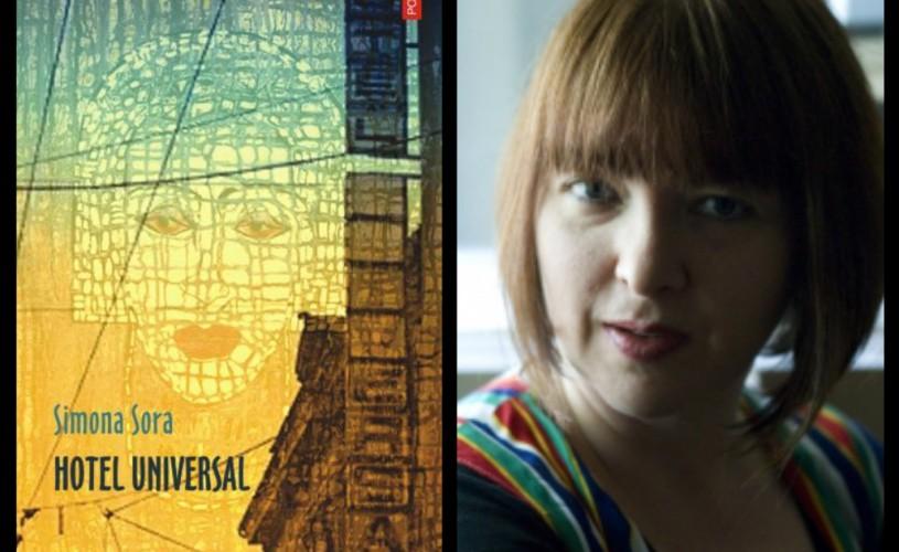 Hotel Universal, romanul Simonei Sora, va fi publicat în Croaţia